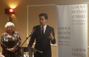 Ed Miliband LPC 2013