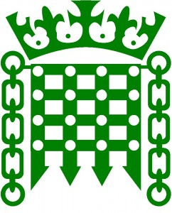 Image result for green portcullis logo